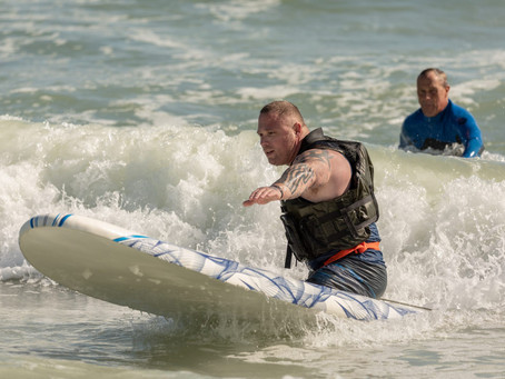 Beachside Media presents 2nd Annual Military Surf Festival hosted by Westgate's Cocoa Beach Pi