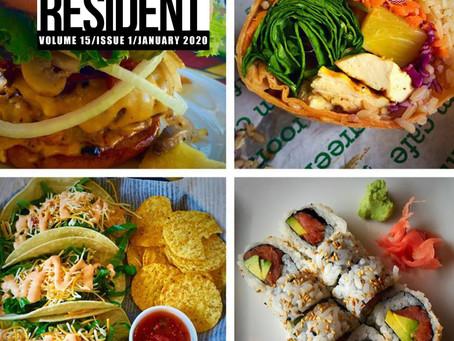TBR Food Guide