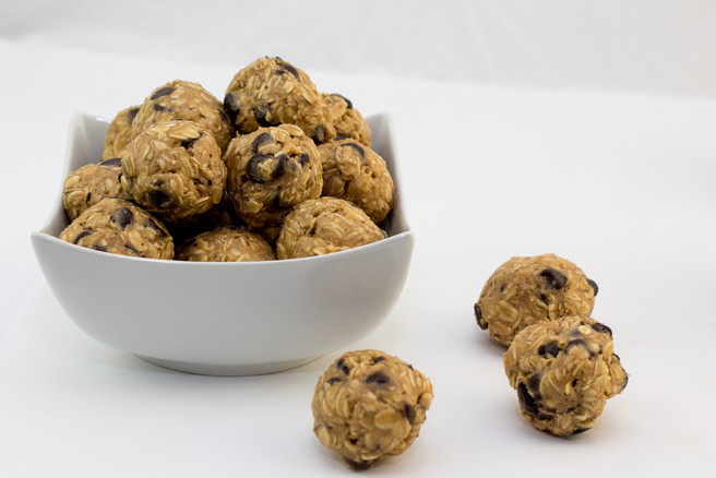 Chocolate Chip Balls