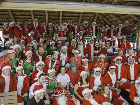 3rd annual Skydiving Santas December 14th, 2019  10:00 AM – 3pm Hosted by: Westgate COCOA BEAC