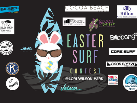 Easter Surf Contest