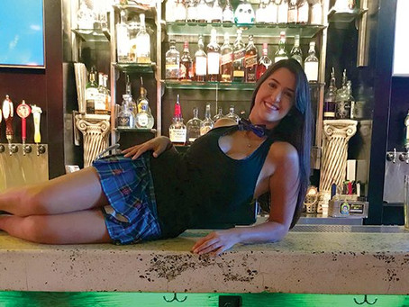 November Bartender of the Month