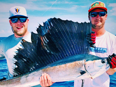 Port Canaveral Offshore Fishing Report with Captain Greg Rapp