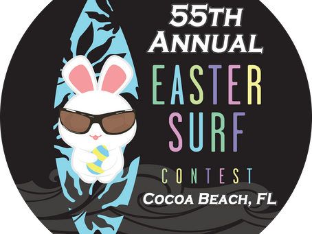 55th Annual Easter Surf Contest and East Coast Dog Surfing Championships