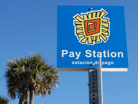 Places to Park: Cocoa Beach