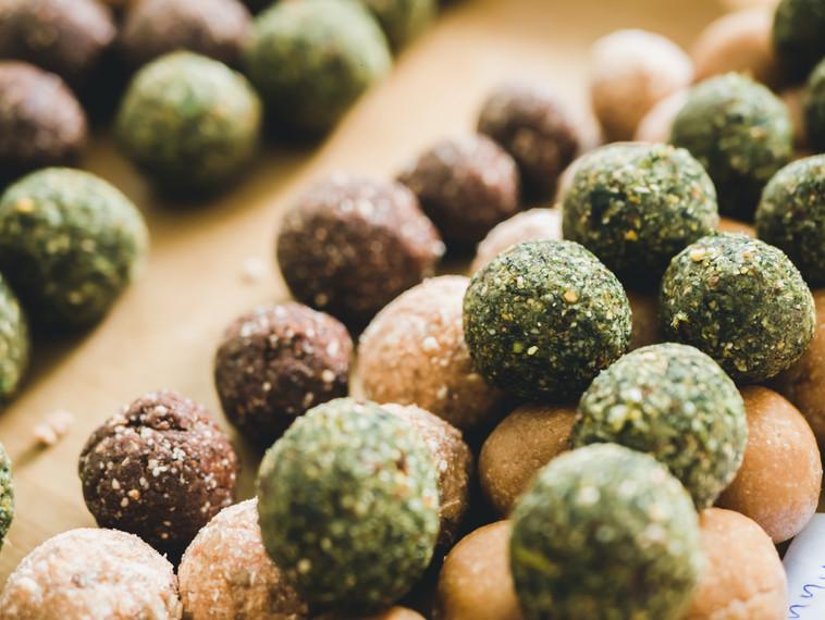 Assorted Protein Balls