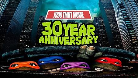 The Genesis of 1990's Teenage Mutant Ninja Turtles Movie!