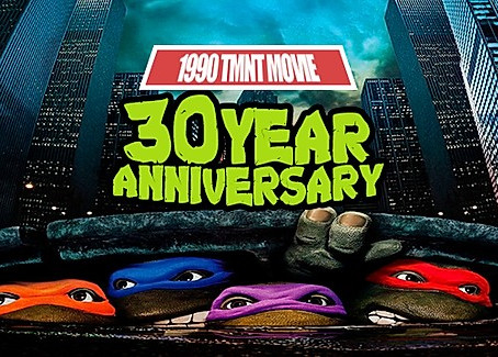 The Genesis of 1990's Teenage Mutant Ninja Turtles Movie!