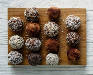 Raw, Healthy Energy Protein Balls