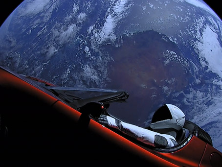 September Open For Business: SpaceX
