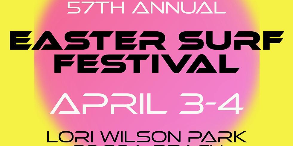 Easter Surf Festival