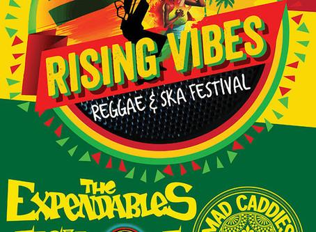 Rising Vibes Reggae and Ska Music Festival
