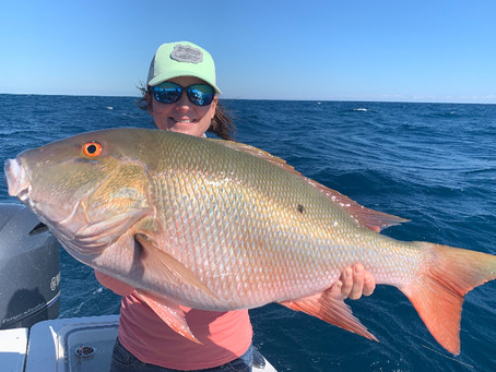 Fishing Report – Offshore