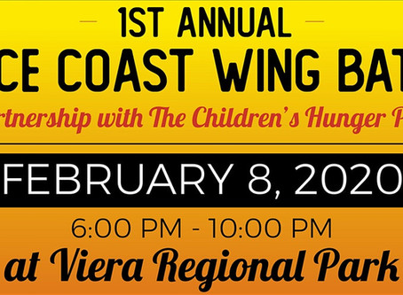1st Annual Space Coast Wing Battle