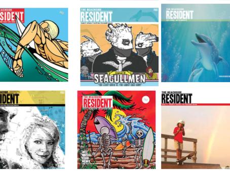 The Beachside Resident Magazine 15 Year Anniversary Celebration Party