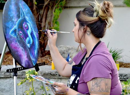 Local Art Guide: Kelli Starkey
