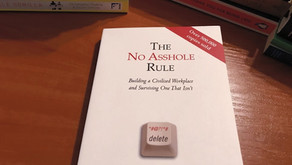 The No Asshole Rule | By Robert I. Sutton