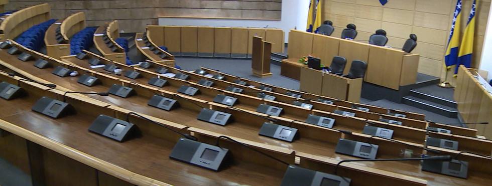 Sjednica Parlamenta Federacije BiH 09/10/19 - Deponija Uborak Mostar