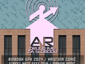 Drugo ime za slobodu #092 / Street Arts Festival / Bidbook EPK 2024
