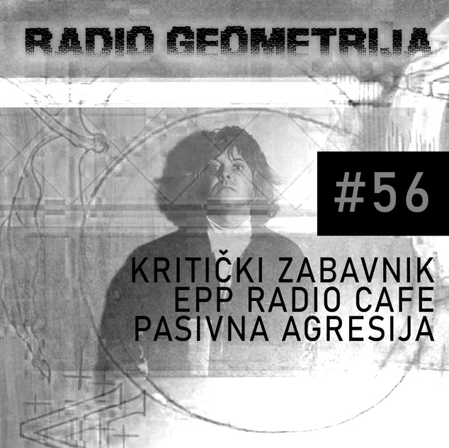 RG56: Genesis P-Orridge / EU vs COVID-19 / Pasivna Agresija