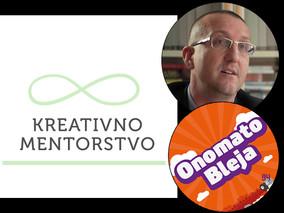 119: Kreativno mentorstvo / Mervan Miraščija / Onomatobleja 94