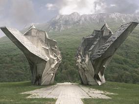 RG45 - Brutalizam / Vlatko Štampar / Walter Gropius