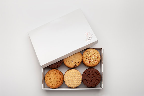 "BR The Best Classic Biscuit Collection ""Cafe Style"" 1.68kg"
