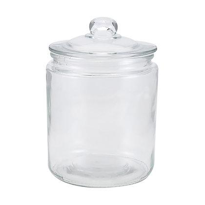 3.8 Ltr Cookie Jar & Labels