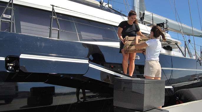Yacht Agents in Panama and Yacht Provisioning for Yachts in Panama