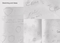 Epic by Erika | Name, Logo & Brand Identity Design