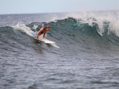 Bad habits to overcome to take your surfing to the next level