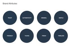 Here Production | Logo & Brand Identity Design