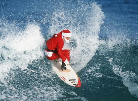 All I want for Christmas… Last minute Christmas gift guide – for women who surf