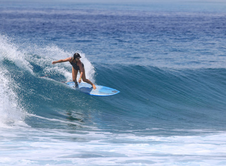 Interview with Serena Adams - Surf Getaways Director of Coaching.