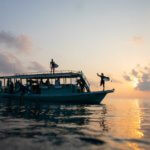 learn to surf in the maldives, surf and yoga retreats