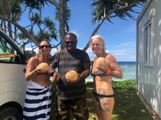 Ladies Surf Getaways in Vanuatu
