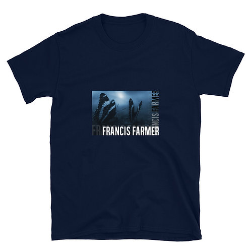Francis Farmer - Rebirth Butterfly - T-Shirt