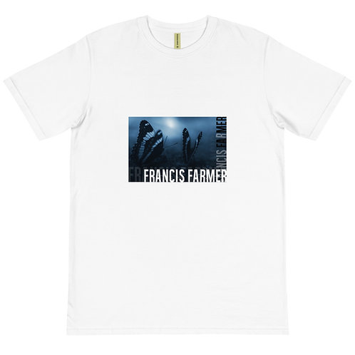 Francis Farmer - Rebirth Butterfly - Organic T-Shirt