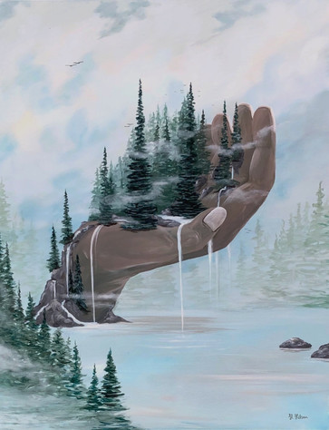 Natures touch