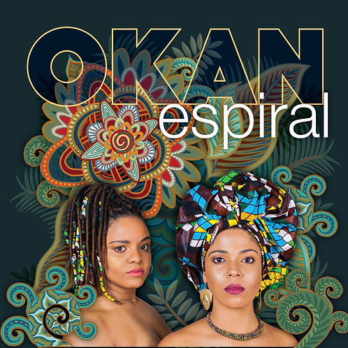 Espiral by OKAN - vinyl - Available January 3
