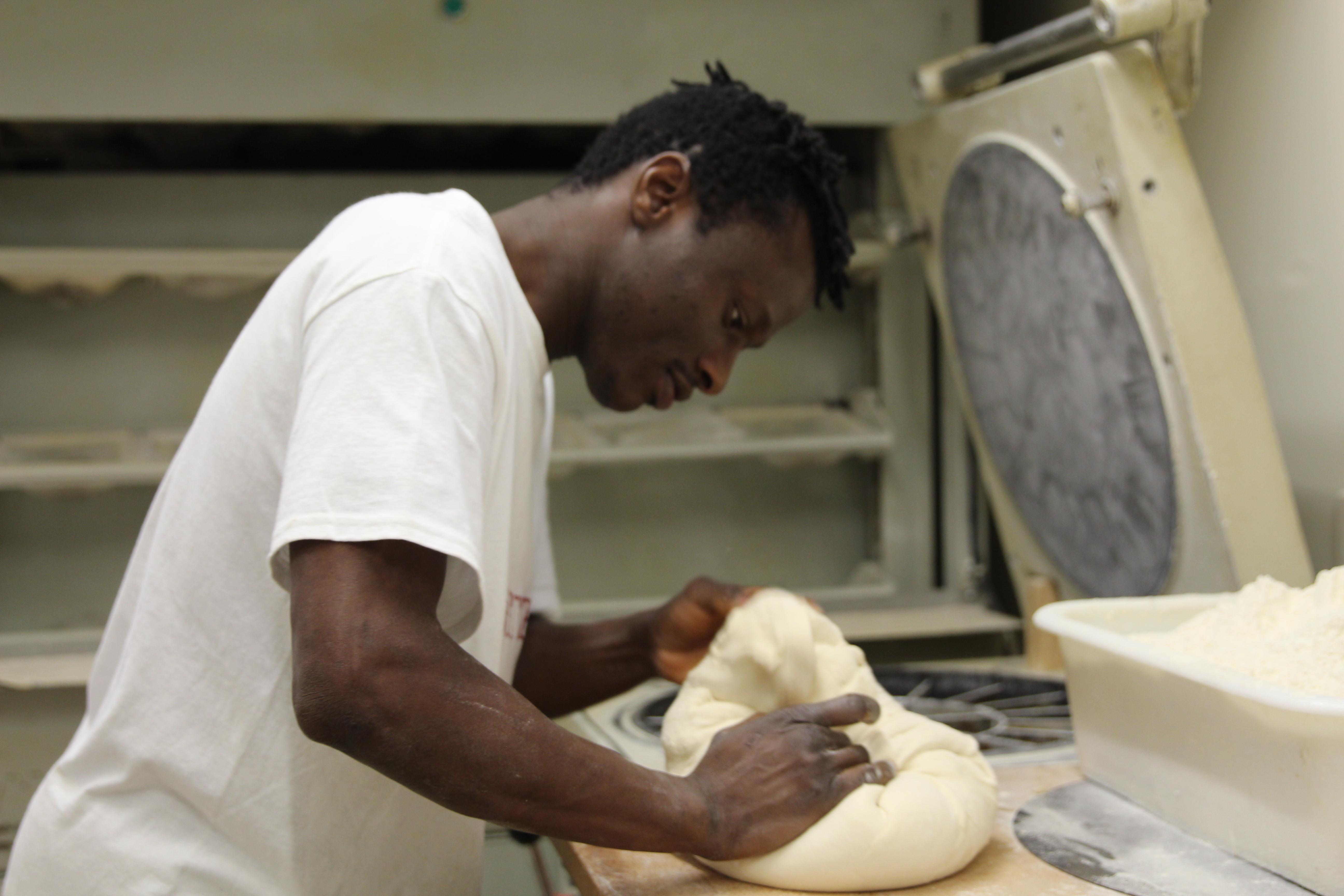 Amara-apprenti boulanger
