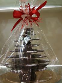 chocolat-sapin de noel