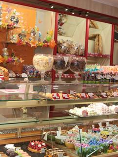 vitrine paques-chocolat