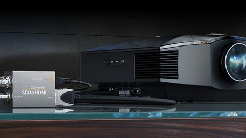 Blackmagic Micro Converters, I convertitori broadcast con alimentazione USB più piccoli al mondo!