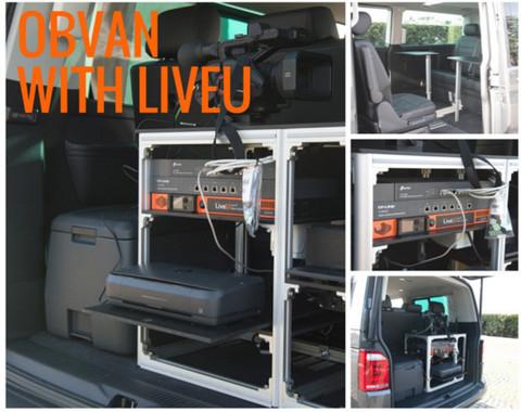 L' OBVAN dell' Ufficio Stampa e Comunicazione del Quirinale sceglie LiveU!