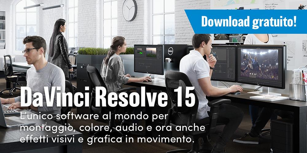 Da Vinci Resolve 15