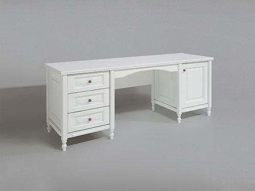 Большой письменный стол Лилия