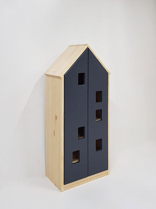 Шкаф-домик Кирюшка