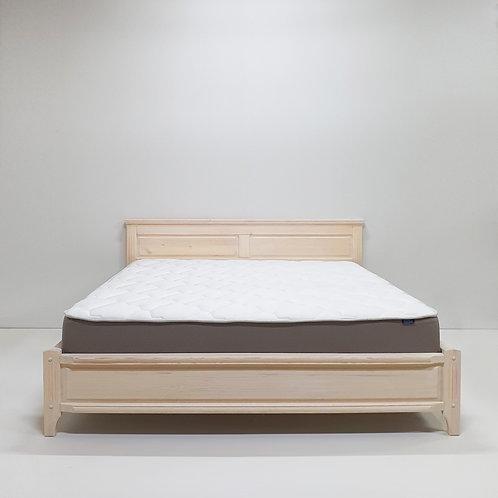 Кровать Лев с низким изножьем