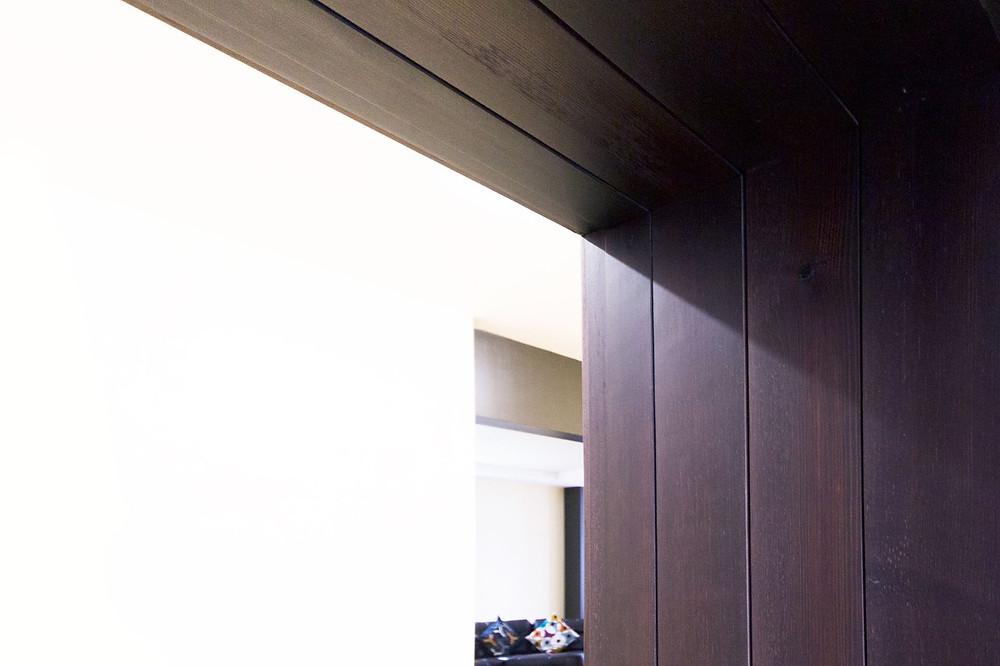Двери из массива дерева, сделано в Ижевске